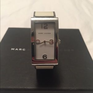 Marc by Marc Jacobs solid stainless steel watch